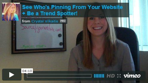 trend spotter on Pinterest