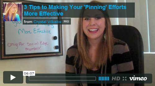3 tips to marketing your pinterest efforts more effective