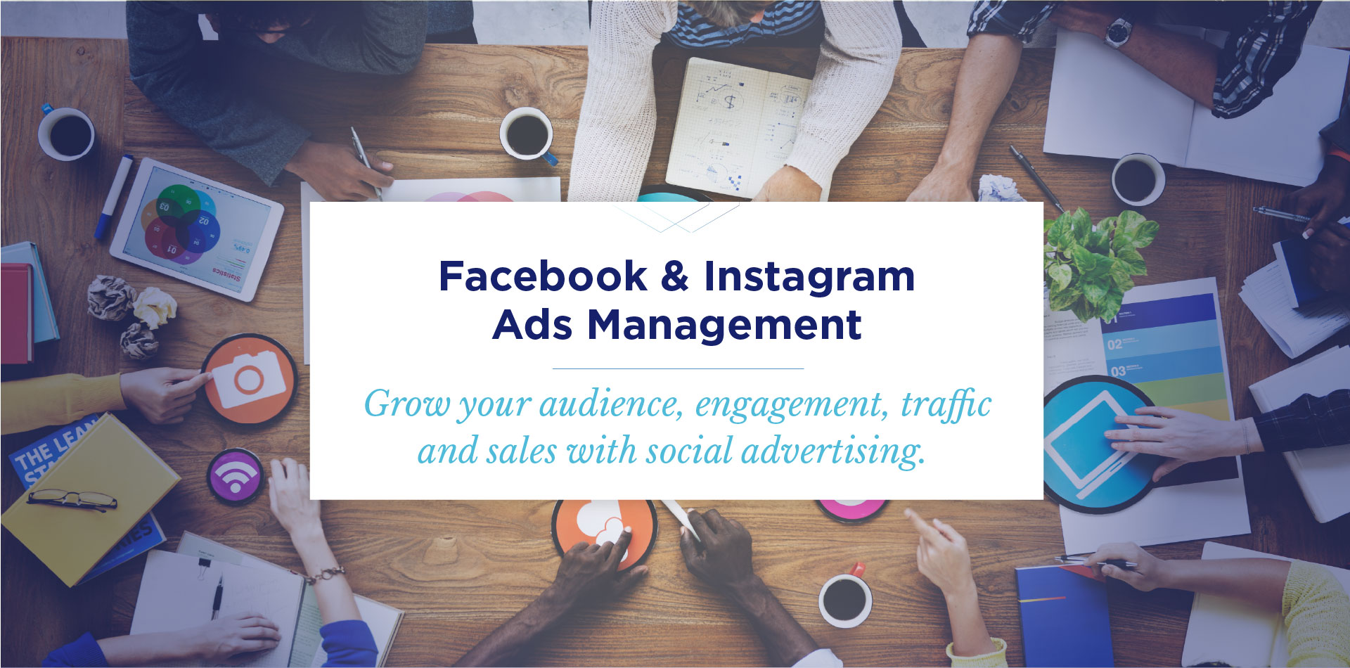 Facebook and Instagram Ads Management