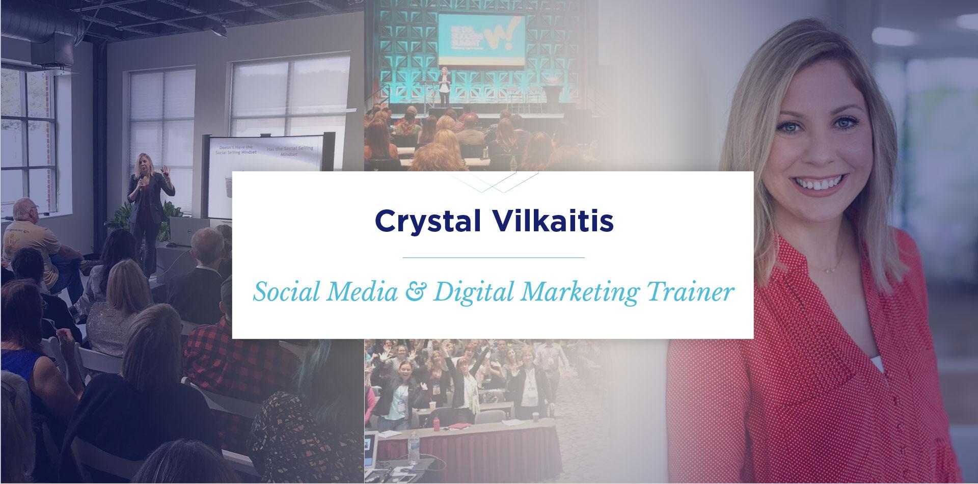 Crystal Vilkaitis Speaker