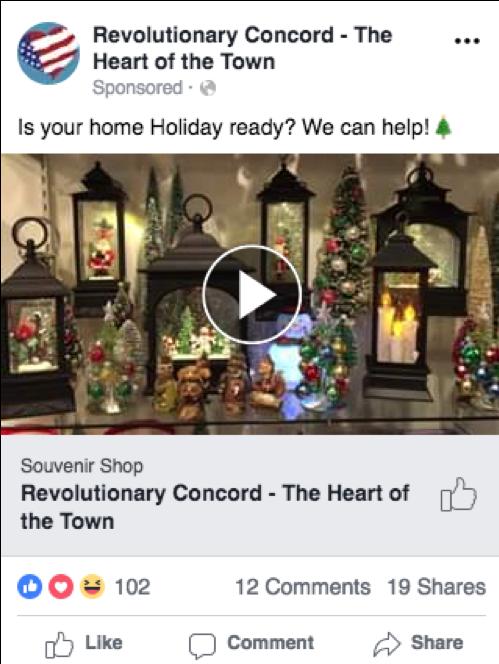 Like Ad - Revolutionary Concord