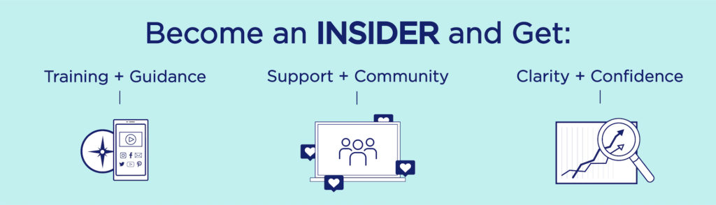 Crystal Media Insider Membership - Social Media Training and Support for Retailers