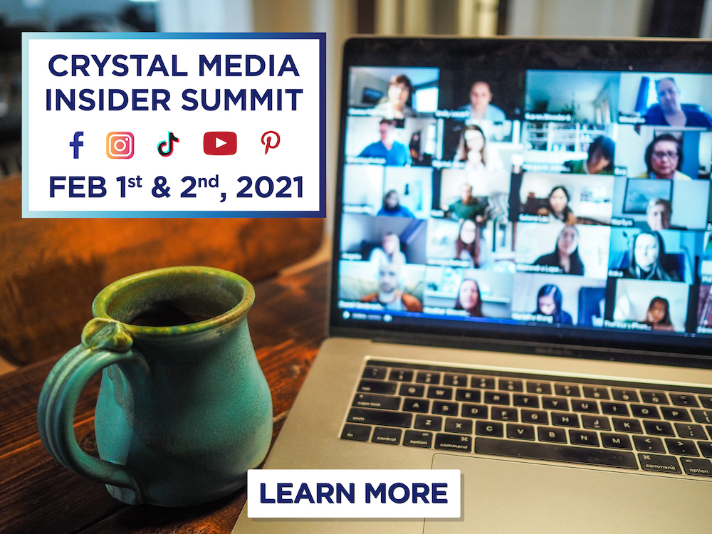 Social Media Summit 2021 by Crystal Media