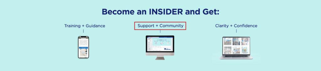 Be an Insider Member
