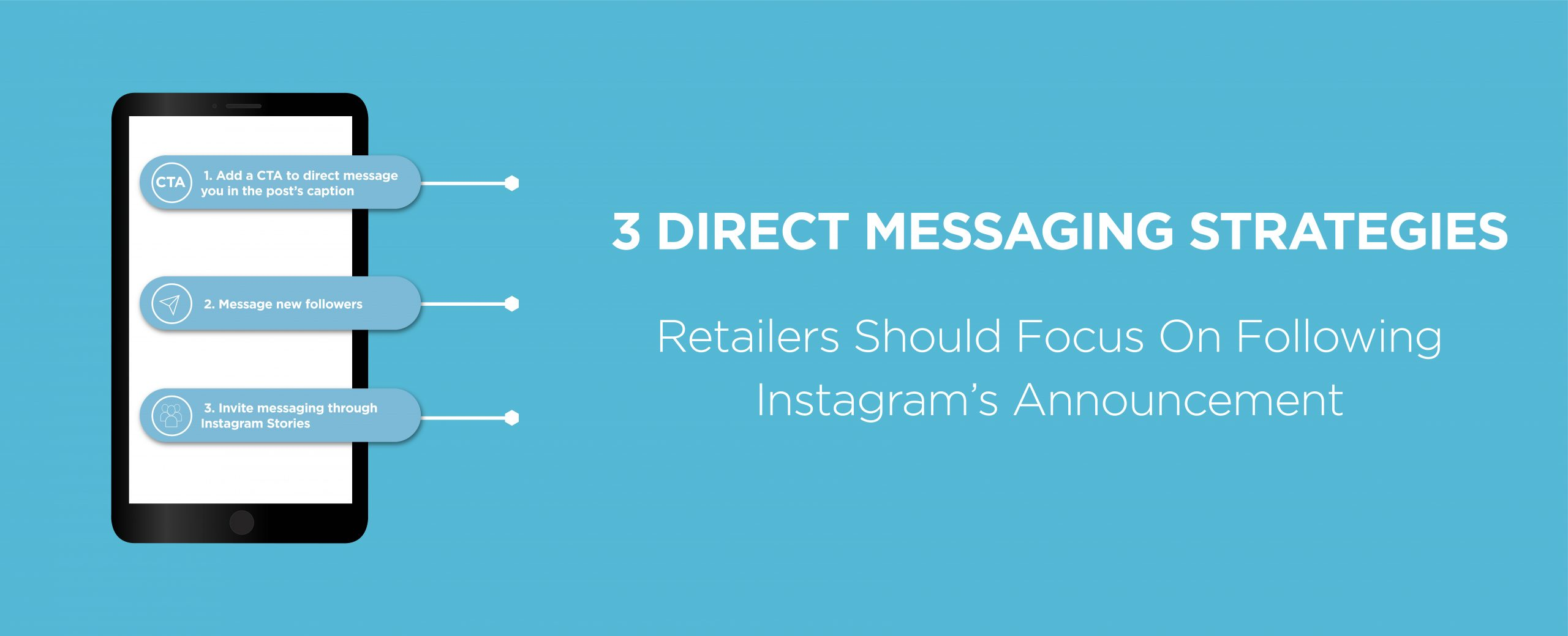 IG Direct Messaging Tips for Retailers