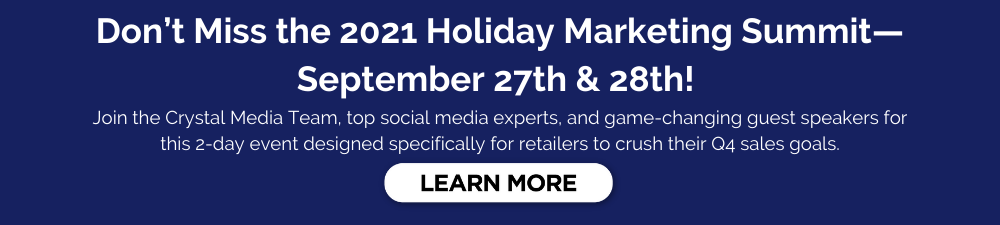 Holiday Marketing Summit For Retailers